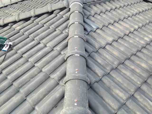 屋根の部分補修4